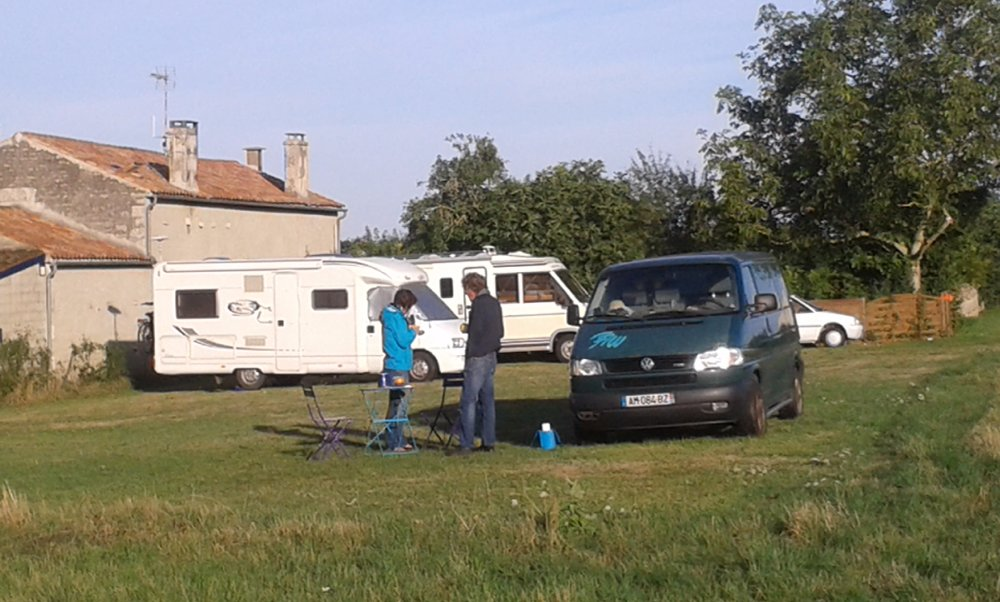 Aire camping-car à Oulmes (85420) - Photo 3